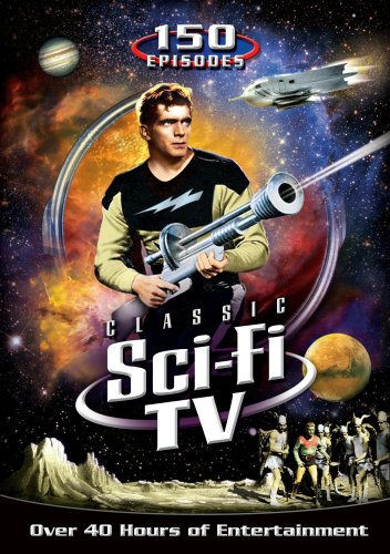 - Classic Sci-Fi TV - 150 Episodes: Flash Gordon - Clutch Cargo - One Step Beyond - Superman - Rocky Jones - The Shadow + 144 more!