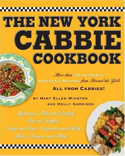 New York Cabbie Cookbook by Winston M