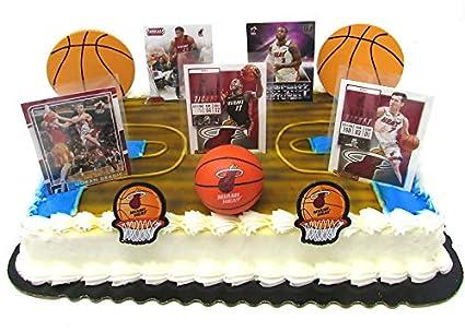 Amazon.com: Miami - Juego de decoración para tartas de ...