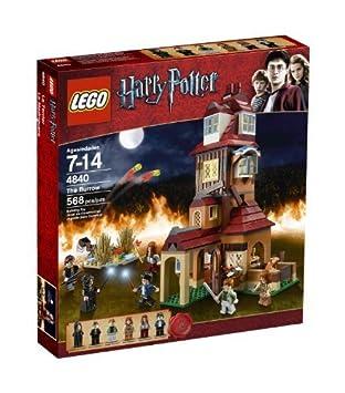 LEGO , 4840 , Jeu de Construction , Harry Potter , Le Terrier