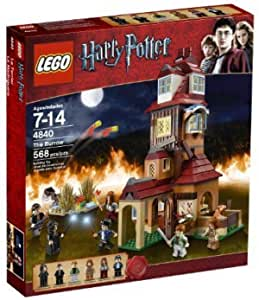 Lego Harry Potter The Burrows 4840 Toys Games