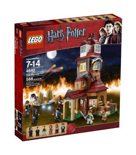 LEGO Harry Potter Burrows 4840