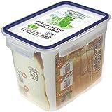 岩崎 食品保存容器 ブルー 4.8L イージーケアタイト A-2178B