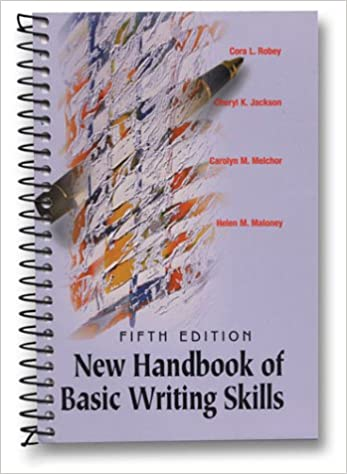 Basic writing skill