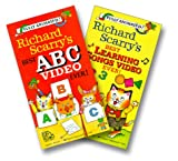 Richard Scarry's Family Feature Collection [VHS]