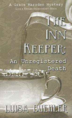 book cover of The Inn Keeper