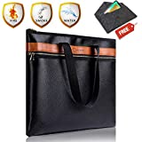 "Boulong Fireproof Document Bag 15"" x 12"" NON-ITCHY Double silicone coated Fire