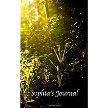 Sophia's Journal (Your Journal) (Volume 64)