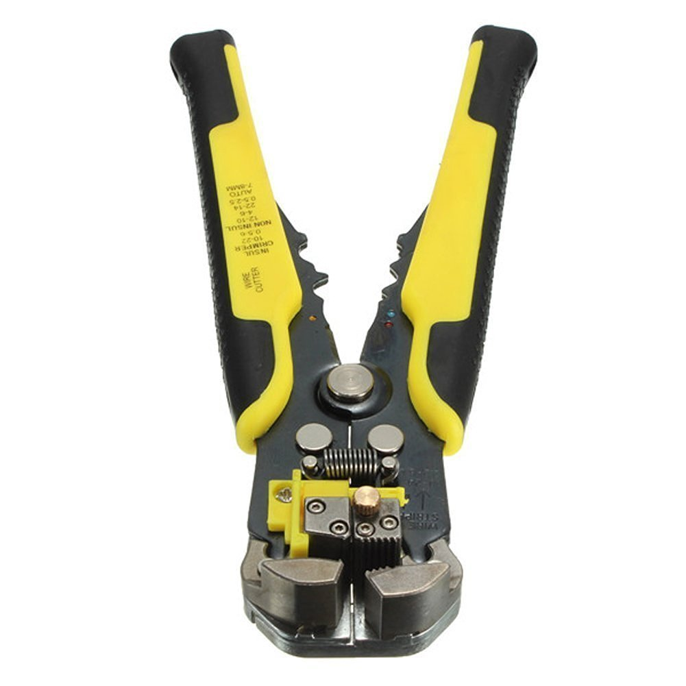 Multifunctional Professional Automatic Electric Cable Wire Stripper Wire Striper Cutter Crimper Crimping Pliers Terminal Tool