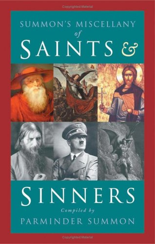 Summon's Miscellany of Saints and Sinners pdf