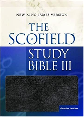 The Scofield® Study Bible III, NKJV (Pack May Vary): Oxford