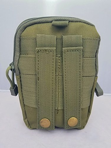 Kaeser Wilderness Supply Tactical Molle Bag Pouch BOB, for sale  Delivered anywhere in USA