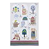 Ulster Weavers 022CZC Cozy Cats Styled Cotton Tea Towel