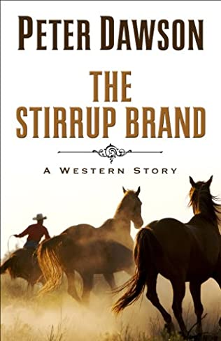 book cover of The Stirrup Brand