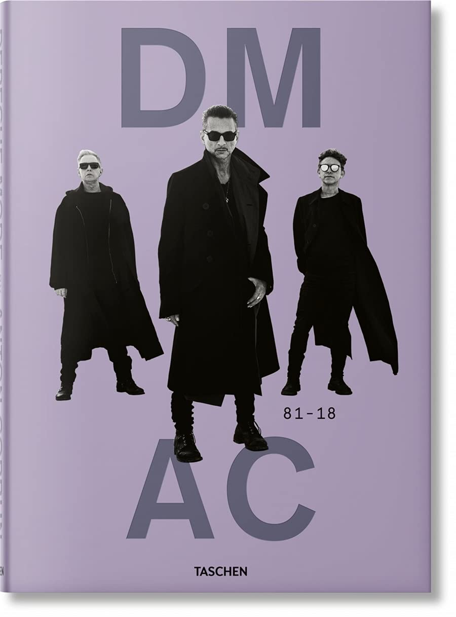 Depeche Mode by Anton Corbijn (English, French and German Edition)