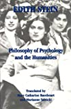 Philosophy of Psychology and the Humanities (The Collected Works of Edith Stein, vol. 7)