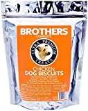 Brothers Complete High Protein Biscuit Treats, Chicken, 16 oz. Review