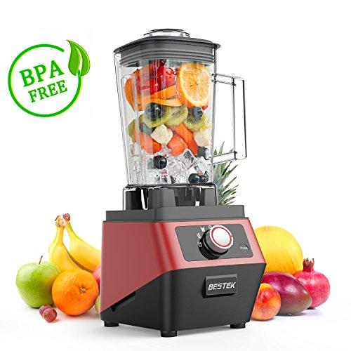BESTEK BTBL1192-UK Blender, 2200 W, 2200w