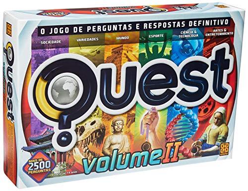 Jogo Quest Volume Ii, Grow, Multicor