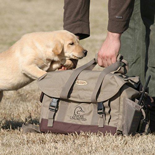 Avery Teal Dog Training EZ-Bird Training Dummy , Mallard ATB EZ-Bird Dog Training Dummy , Sporting Dog PRO Trainer's Bag, 2'' Hexa-Bumper Pro Pack by Avery Outdoors Inc (Image #6)