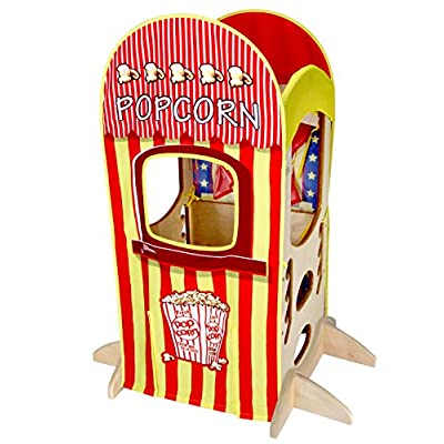 Little Partners Playhouse Kits: Learning Tower Add-On - to Be Used Learning Towers - Learning Tower Sold Separately (Popcorn/Theater): Toys & Games