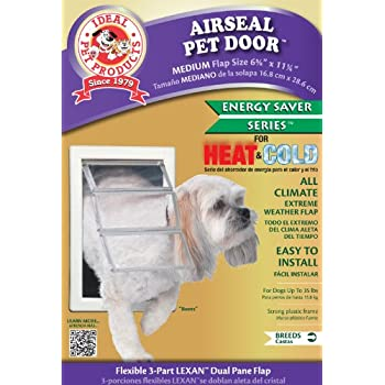 Amazon Ideal Pet Products 6 58 X 11 14 Medium Ultra Flex