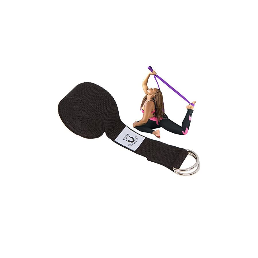 Best Yoga Strap For Stretching