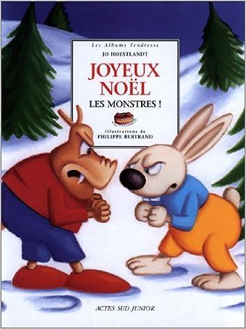 Livres Joyeux Noël les monstres ! pdf
