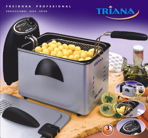Palson Triana 30496 - Freidora: Amazon.es