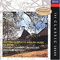 Britten Conducts English Music for Strings