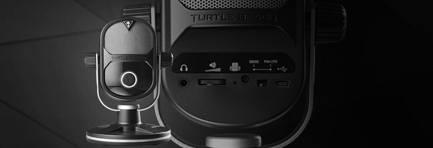 turtle beach universal digital usb stream mic truspeak xbox one ps4 and pc techadict. Black Bedroom Furniture Sets. Home Design Ideas