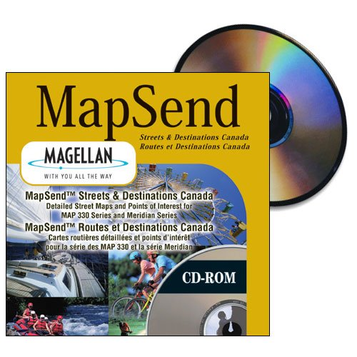 MAPSEND STREETS TREIBER WINDOWS 10