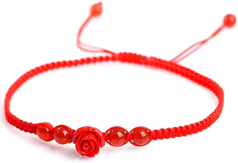 TomSunlight Braided Red...