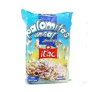 Palomitas Maiz Microondas 100 Gr x 15 Bolsas.: Amazon.es ...