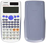 Casio FX300ESPLSWE Scientific Calculator, White Display