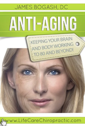 51E48R4BPEL - Anti-aging Strategies: Keeping Your Brain and Body Working to 80 and Beyond