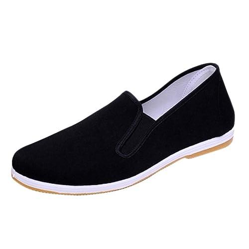 Uirend Zapatos Aire Libre y Deportes Artes Marciales Mujer - Zapatillas Kung fu Zapatos Kung fu Unisex Zapatillas de Artes Marciales: Amazon.es: Zapatos y ...