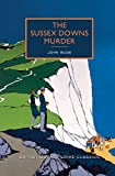 Image of The Sussex Downs Murder: A British Library Crime Classic (British Library Crime Classics)