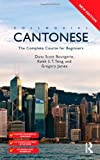 Front cover for the book Colloquial Cantonese by Gregory James