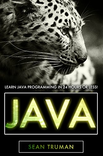 Download JAVA: The Ultimate Crash Course To Learning Java Programming FAST! (java, java programming, java for dummies, java ee, java swing, java android, java mobile java apps Book 1) Pdf