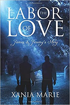 The Labor of Love: James and Jeremy's Story: Volume 5 (Love is Blind)