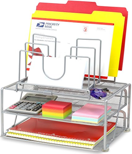 DecoBros Organizer Double Stacking Sections