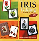 Iris Folding Compendium, Maruscha Gaasenbeek and Tine Beauveser, 9058772780