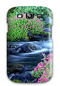 New Style Angela M Sanders Hard Case Cover For Galaxy S3- Nature