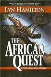 The African Quest, Lyn Hamilton, 0425178064