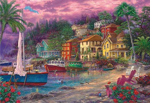 On Golden Shores Jigsaw Puzzle (2000 Pieces) Anatolian by Anatolian Pieces) 43f848