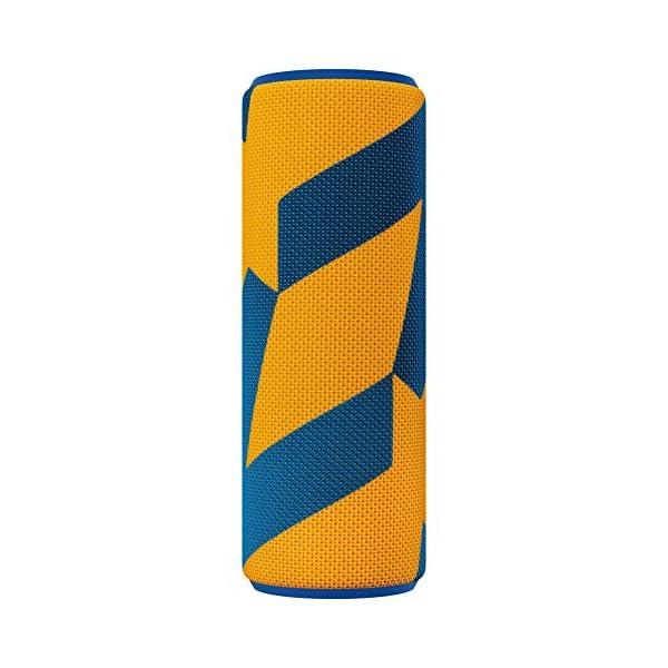 Enceinte MEGABOOM McLaren Sans fil/Bluetooth (Étanche et résistante aux chocs) - MCL33 - Bleu/Orange 7