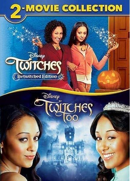 Amazon Com Twitches 2 Movie Collection Tamera Mowry Housley Kristen Wilson Tia Mowry Hardrict Jennifer Robertson Stuart Gillard Movies Tv