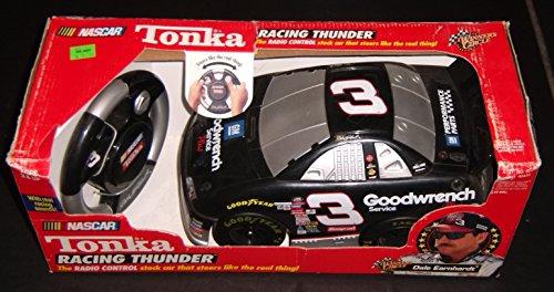 Tonka NASCAR Racing Thunder Remote Control car featring Dale Earnhardt #3 Goodwrench (Tonka Remote Control Car)