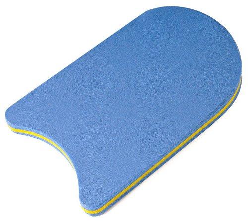 BECO Schwimmbrett Sprint, blau Pull Buoy Schwimmhilfe Aqua Fitness Wassersport